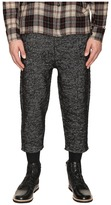 Matiere Fields Italian Woven Cropped Pants Men's Casual Pants