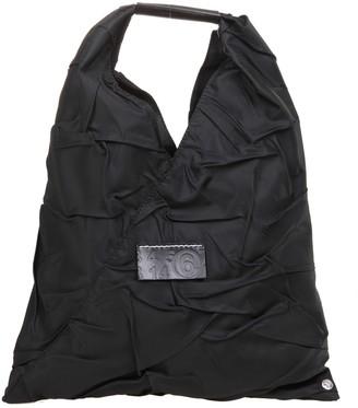 MM6 MAISON MARGIELA Japanese Bag In Black Fabric