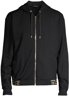 Versace Greca Border Track Jacket