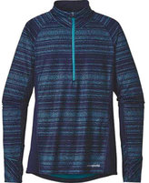 Patagonia Women's All Weather Zip Neck T-Shirt