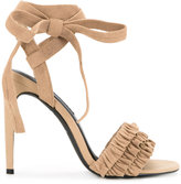 Senso Odie sandals - women - Suede/Synthetic Resin/Kid Leather - 36