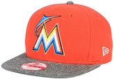 New Era Miami Marlins Premium 9FIFTY Snapback Cap