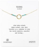 Dogeared Karma Beaded Bracelet