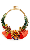 Elizabeth Cole Statement Necklace