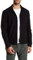 James Perse Long Sleeve Zip Up Jacket