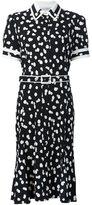 Altuzarra 'Ella' midi dress - women - Viscose/Polyimide/Spandex/Elastane - 34