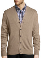 ST. JOHN'S BAY St. John's Bay Long-Sleeve Cardigan Sweater