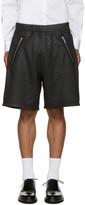 DSQUARED2 Black Dean Shorts