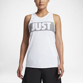 Nike Dry Just Do It Women's Training Tank