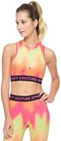 Juicy Couture Tie Dye Splash Bra