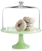 Martha Stewart Collection Martha Stewart Collection Jadeite Cake Stand with Dome