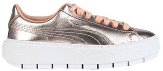 Puma Basket Platform Trace Luxe Low-tops & sneakers