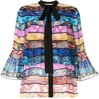 Mary Katrantzou Milana blouse