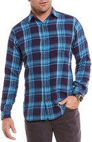 Daniel Cremieux Sologne Plaid Long-Sleeve Woven Shirt