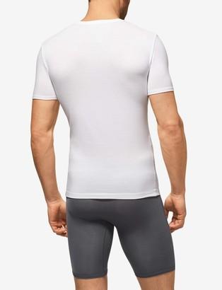 Tommy John Second Skin Crew Neck Stay-Tucked Undershirt 2.0