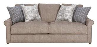 Merrick Road Sofa Alcott Hill Upholstery Color: Brown