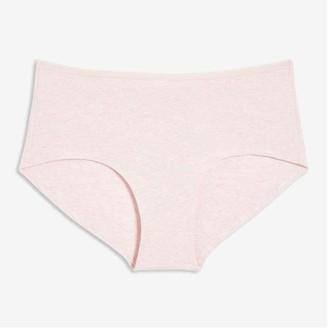 Joe Fresh Women+ Boyshort, Pink (Size 3X)