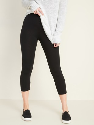 Old Navy High-Waisted Cropped Leggings for Women
