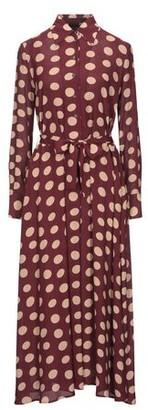 OTTOD'AME 3/4 length dress