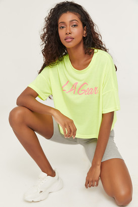 Ardene LA Gear Neon Crop Top
