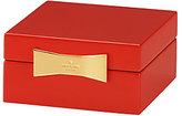 Kate Spade Garden drive square jewelry box
