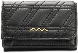 Zanellato Quilted Wallet