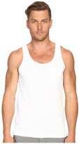 Todd Snyder Weathered Button Tank Top
