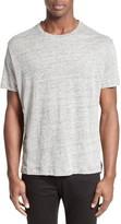 ATM Anthony Thomas Melillo Men's Sunbleached Linen T-Shirt