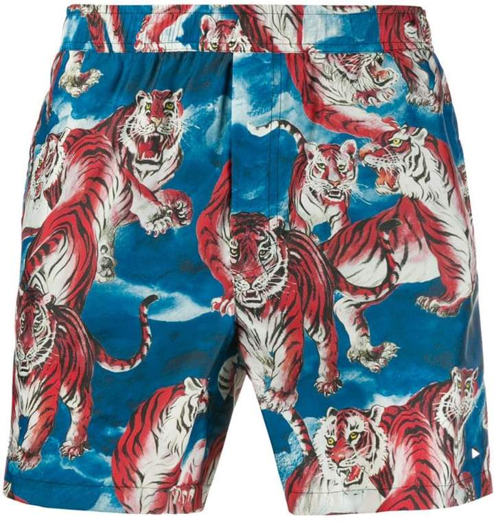 ae8b99377c968 Valentino Men's Swimsuits - ShopStyle
