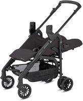 Inglesina Zippy Light Car Seat Adaptor in Black