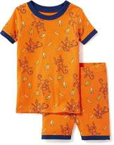 Old Navy 2-Piece Monkey-Graphic Sleep Set for Toddler & Baby