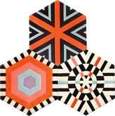Kinder GROUND Mini Pyramid Carpet - Mix Pattern (3 piece Hexagon)