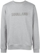 Soulland Ramsey sweatshirt - men - Cotton - M