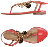 DSQUARED2 Thong sandals