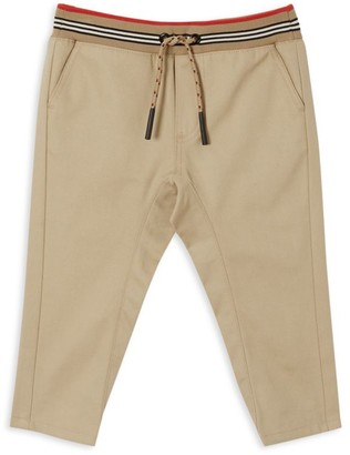 Burberry Baby's & Little Boy's Dilon Drawstring Pants