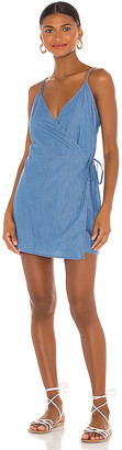 BCBGeneration Front Overlay Romper