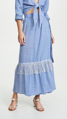 Lemlem Zinab Wrap Skirt