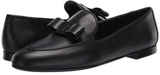 Salvatore Ferragamo Lesley (Nero) Women's Shoes