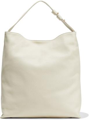 Iris & Ink Jiyoun Pebbled-leather Shoulder Bag