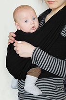 FebOrganics Baby Wrap Carrier, Black