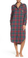 Lauren Ralph Lauren Plaid Woven Sleep Shirt