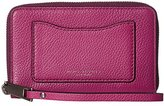 Marc Jacobs Recruit Zip Phone Wristlet Wallet