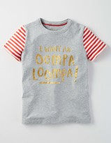Boden Oompa-Loompa T-shirt