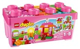Lego DUPLO® My First All-in-One-Pink-Box-of-Fun 10571