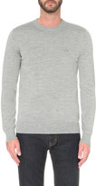 Armani Jeans Crewneck knitted jumper