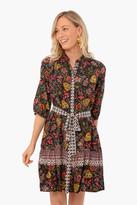 Saloni Batik Border Tyra Dress