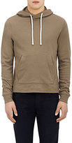 James Perse MEN'S COTTON-BLEND JERSEY HOODIE
