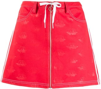 Fiorucci x Adidas All Over Angels skirt