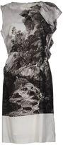 Dries Van Noten Knee-length dresses