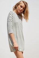 BDG Brenton Striped T-Shirt Dress
